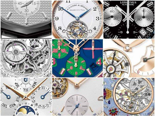 In case you have missed it... - Last month's new watches