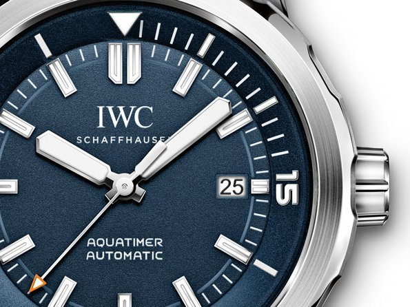IWC - Aquatimer Automatic Edition « Expedition Jacques-Yves Cousteau »