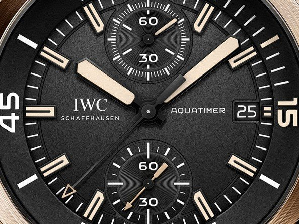 IWC  - The new Aquatimer collection presented by Christian Knoop, Creative Director