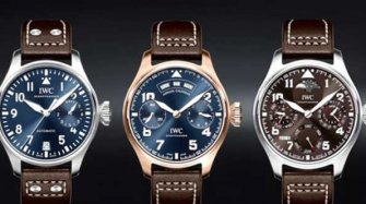 Video. IWC Pilot's Collection: Le Petit Prince & St. Exupery Series