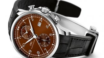 "Portuguese Yacht Club Chronograph Edition ""Boesch"" Trends and style"