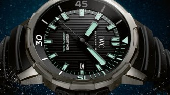 Aquatimer Automatic 2000 Trends and style