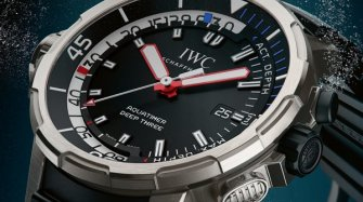 SIHH 2014: Going big on going deep with the Aquatimer Trends and style
