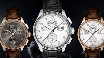 Video. Portugieser Perpetual Calendar Digital Date-Month Edition