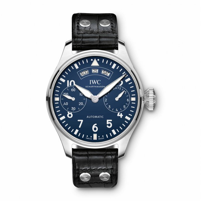 Big Pilot's Watch Annual Calendar