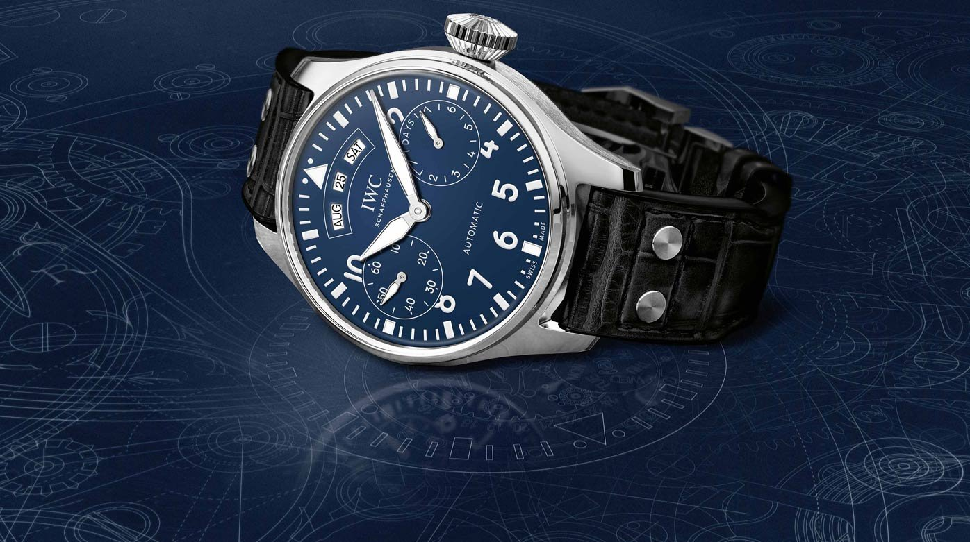 IWC Schaffhausen - Pilot's Watches, Jubilee collection