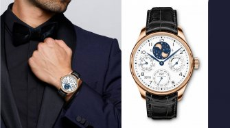 Portugieser Calendrier Perpétuel Edition «150 Years» Style & Tendance