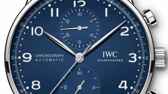 Portugieser Chronographe Edition « 150 Years »