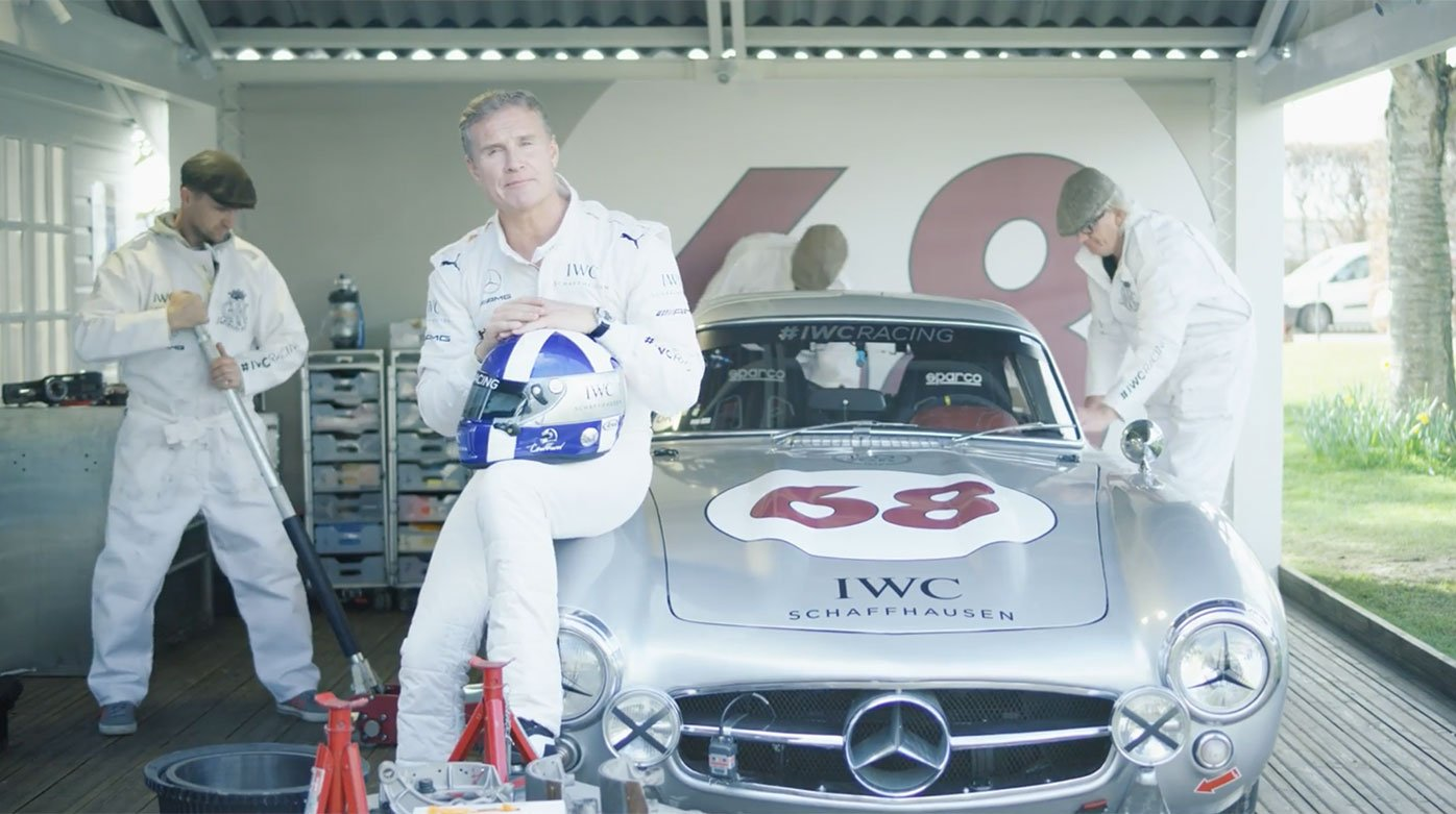 IWC Schaffhausen - #IWCRacing at 76th Goodwood Members' Meeting