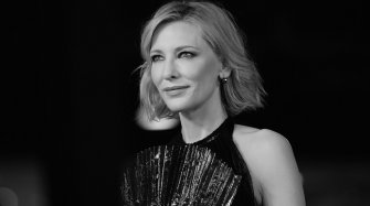 Cate Blanchett and Franziska Gsell People and interviews