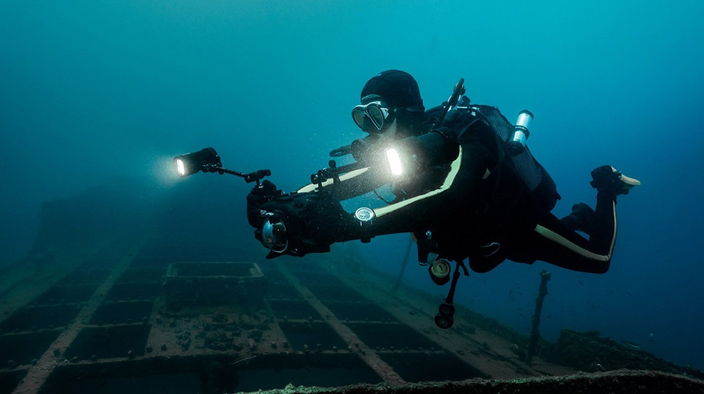 IWC Schaffhausen - The watch brand supports Cousteau Divers
