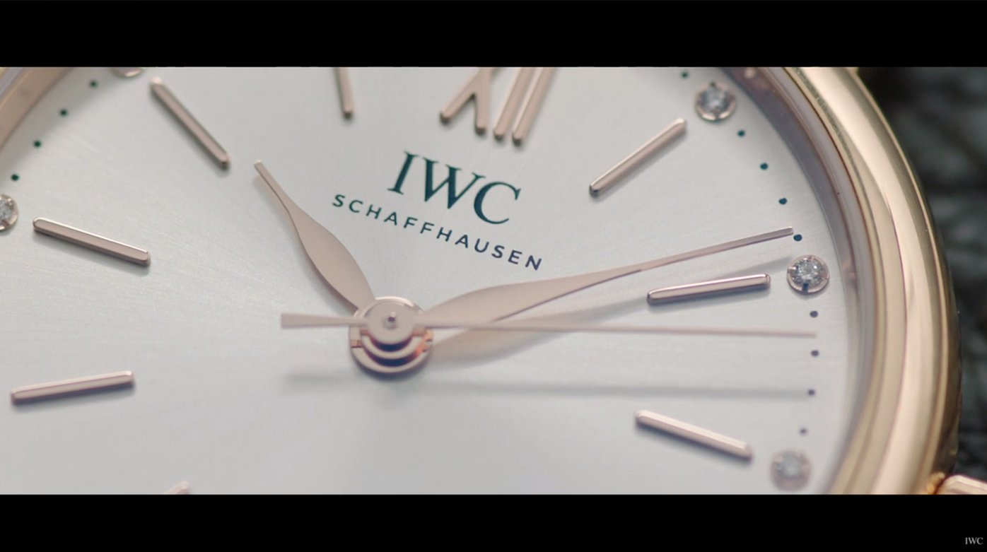 IWC Schaffhausen - Tradition of watches for women