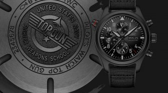 New Pilot's Watches: Top Gun Ceratanium