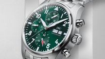 IWC adds new chronographs to the Pilot's Watches collection