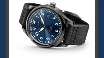"Pilot's Watch Mark XVIII Edition ""Laureus Sport for Good Foundation"" Arts and culture"