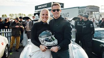 The IWC Racing Team makes its comeback  Trends and style
