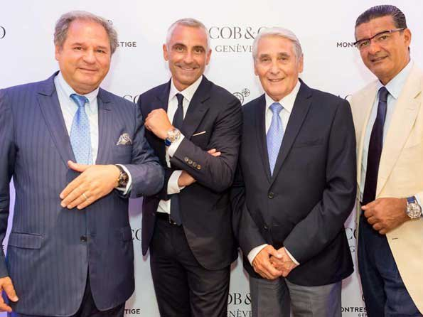 Jacob & Co. - Celebrating 30 years of the brand at Montres Prestige