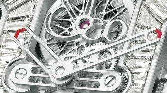 Epic X Diamond Tourbillon Style & Tendance