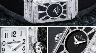 Reverso One High Jewelry Trends and style