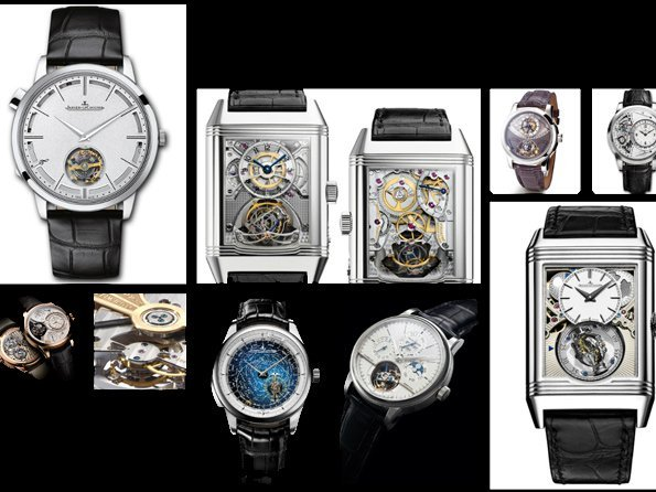 Jaeger-LeCoultre - Tourbillons like no others