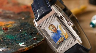 Reverso Tribute to Vincent van Gogh