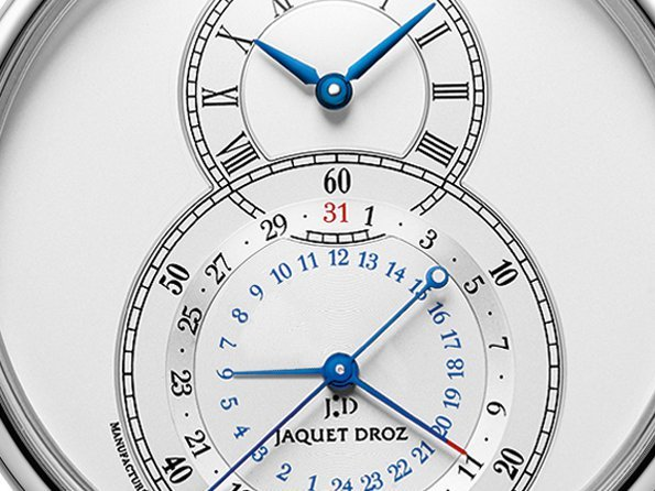 Jaquet Droz - Grande Seconde Dual Time