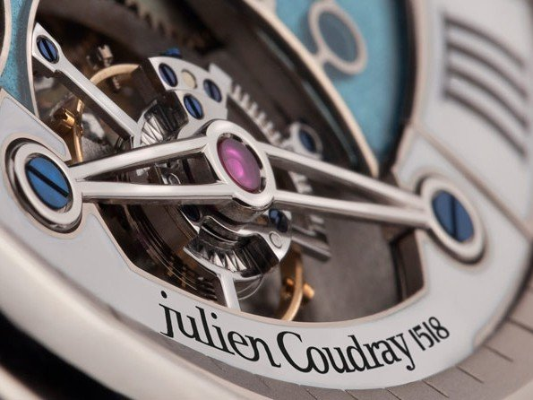 Julien Coudray - The 10 keys to Julien Coudray