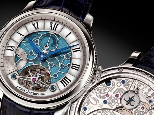 Julien Coudray 1518 - The Manufacture under Belgian flag