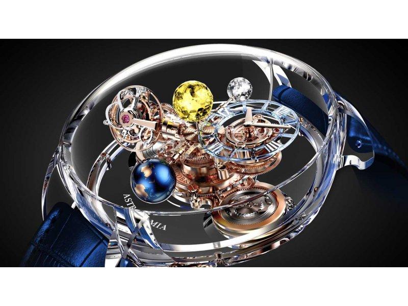 fdd51741a795f Jacob & Co. - Astronomia Flawless - Trends and style - WorldTempus