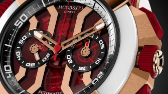 Epic X Chronograph Style & Tendance