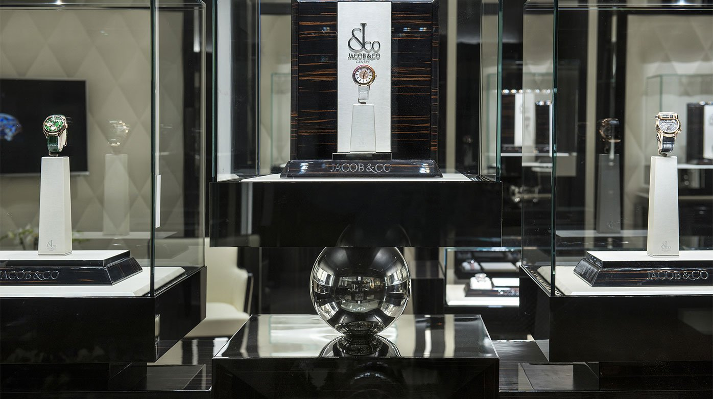 Jacob & Co. - A boutique in Geneva