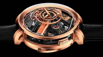 Opera Godfather Minute Repeater Trends and style