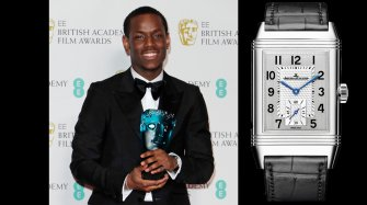 Micheal Ward wins Rising Star BAFTA  People and interviews