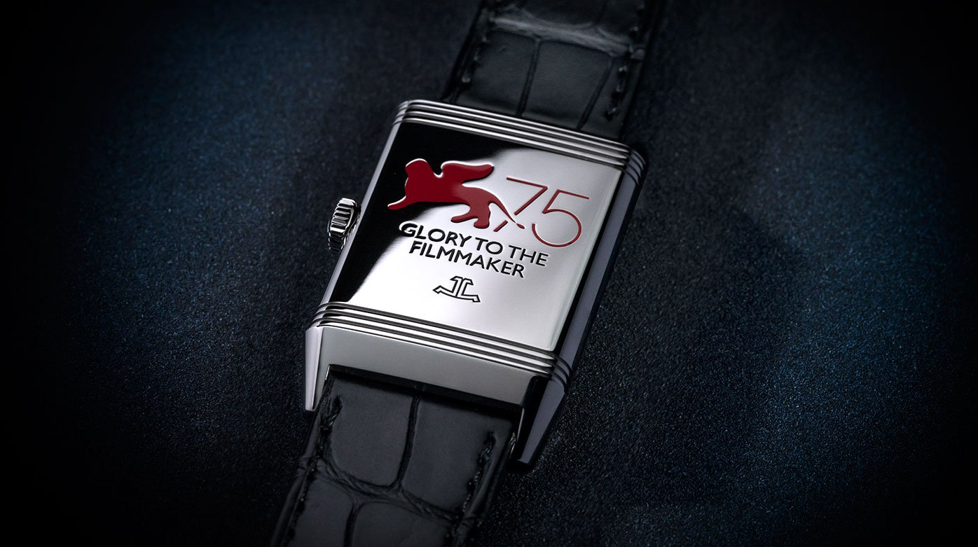 Jaeger-LeCoultre - 75th Venice International Film Festival
