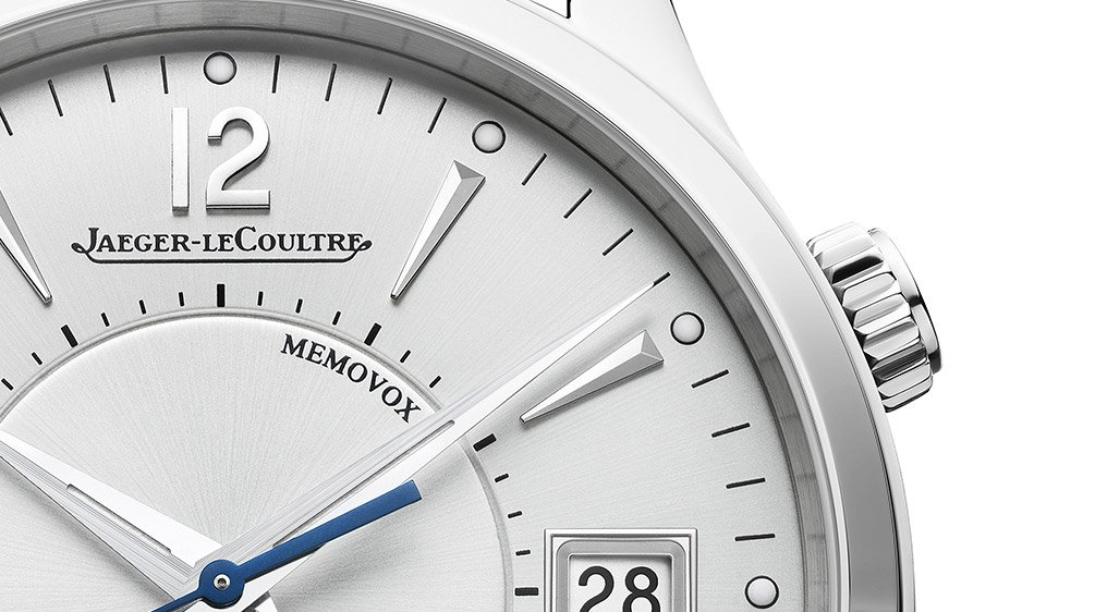 Jaeger-LeCoultre - New Master Control collection and its new Calibre