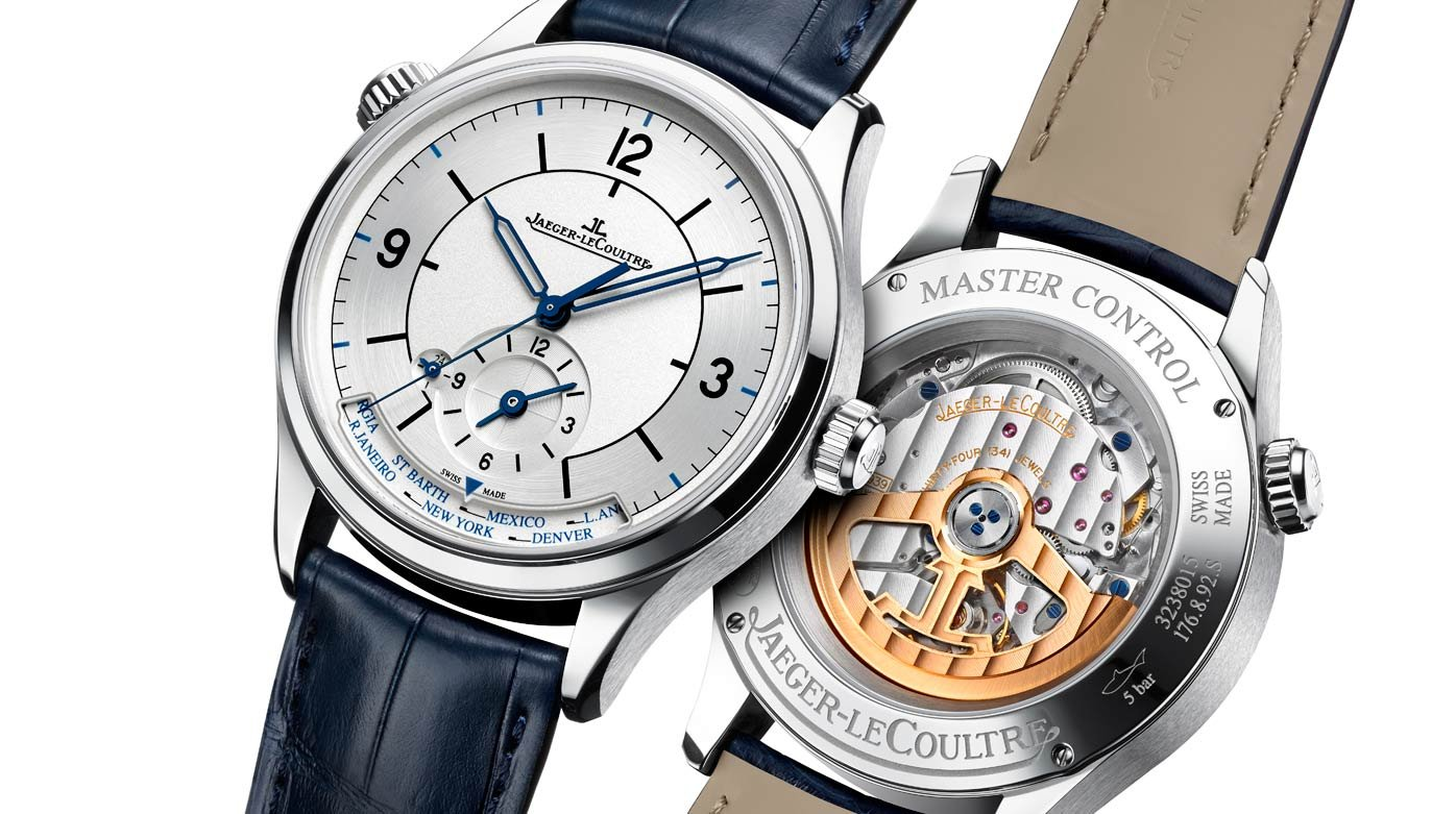 Jaeger-LeCoultre - 25 years of Master Control