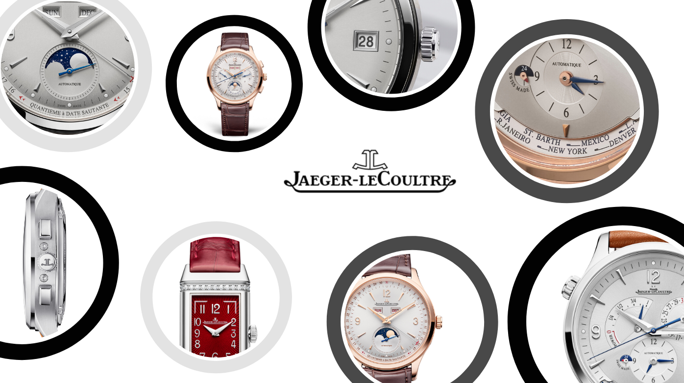 Jaeger-LeCoultre - Master Control : entre tradition et innovation