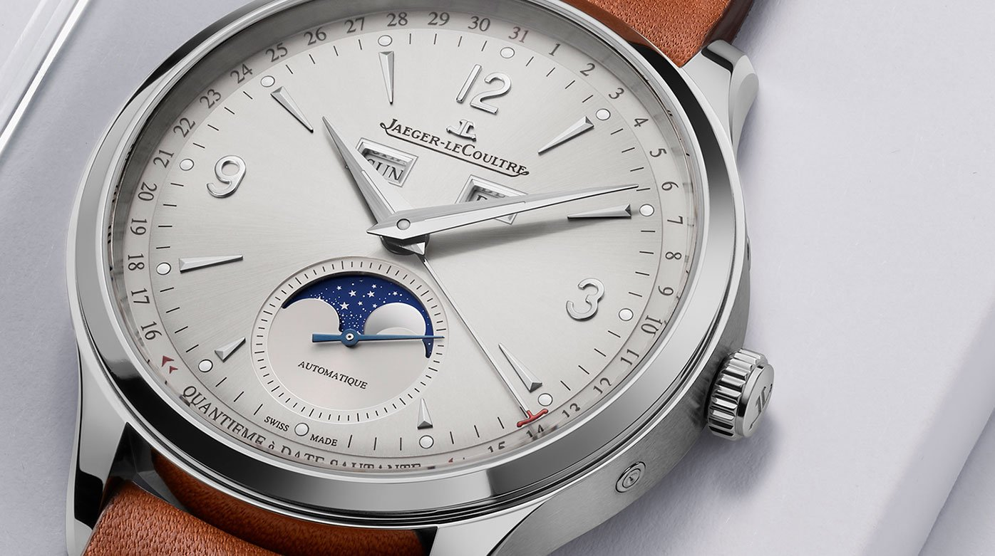 Jaeger-LeCoultre - Master Control Date and Calendar
