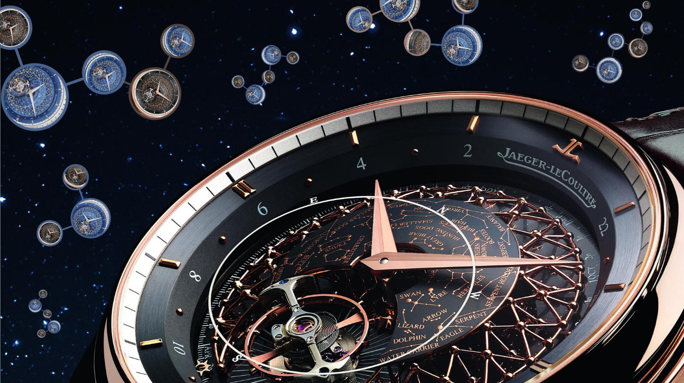 Jaeger-LeCoultre - The Universe On Your Wrist