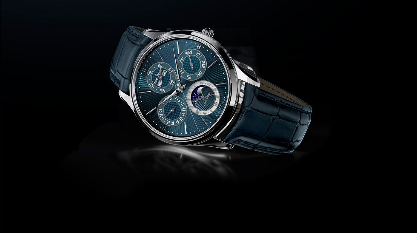Jaeger-LeCoultre - Master Ultra Thin Perpetual Enamel