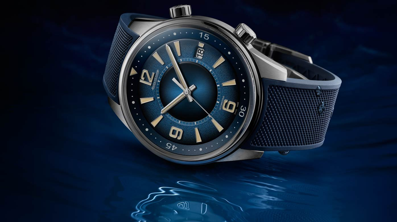 Jaeger-LeCoultre - Polaris Date Limited Edition