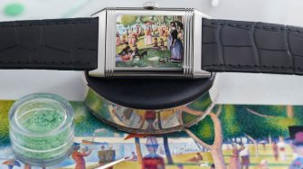 Three new enamelled Reverso pieces