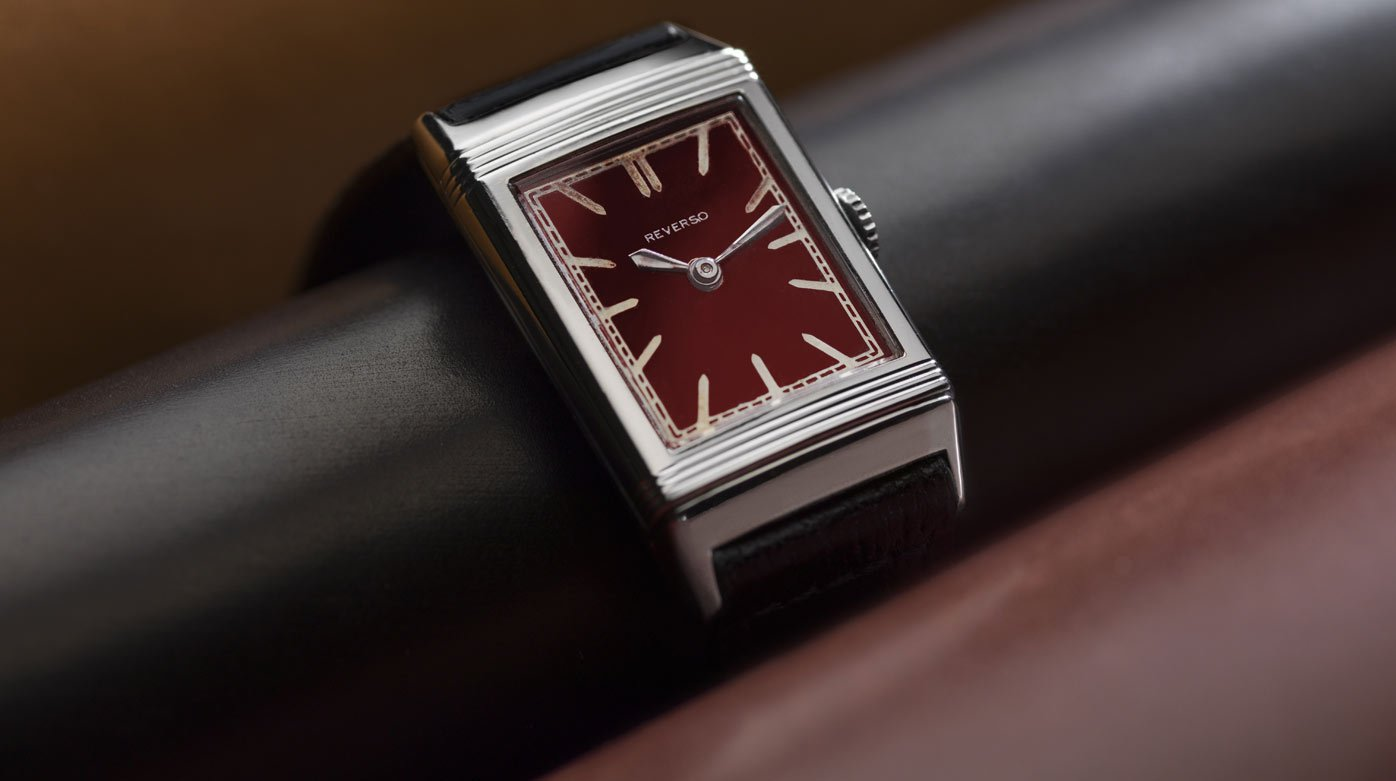Jaeger-LeCoultre - Reverso, back on track (and back to basics)