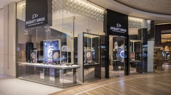 Opening of a Boutique in Dubai Mall Retail