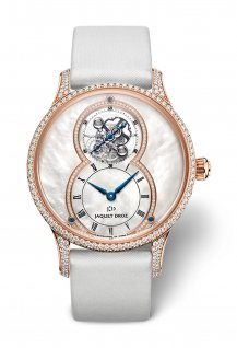 Grande Seconde Tourbillon Mother of Pearl