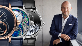 Ten Minutes With Christian Lattmann: Discover The Man Behind Jaquet Droz People and interviews