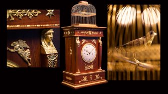 "Restoration of the ""Singing Bird Clock"""
