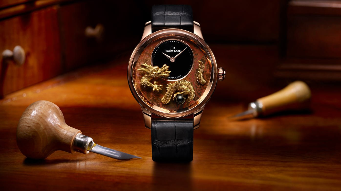 Jaquet Droz  - Inside the Incredible World of Jaquet Droz