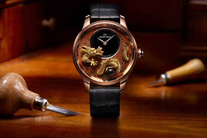 Inside the Incredible World of Jaquet Droz