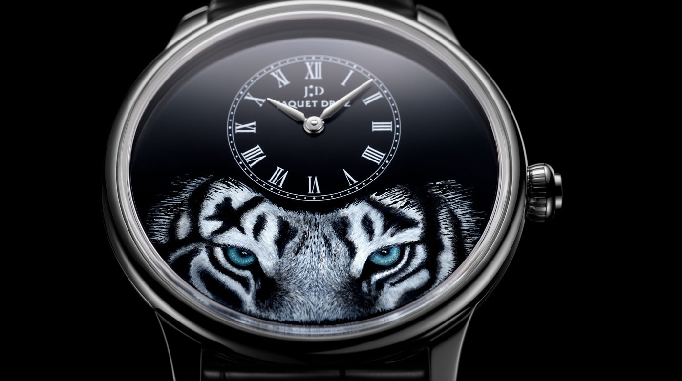 Jaquet Droz - Time of the tiger